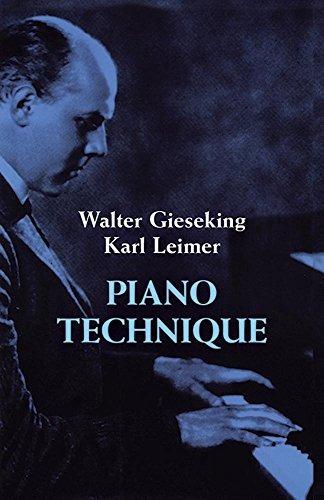 libro piano technique consisting of the two complete books t