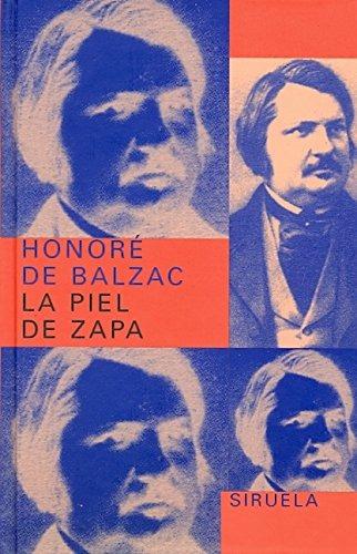 libro piel de zapa, la (l.t.) - nuevo