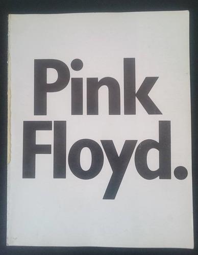 libro pink floyd: a visual documentary