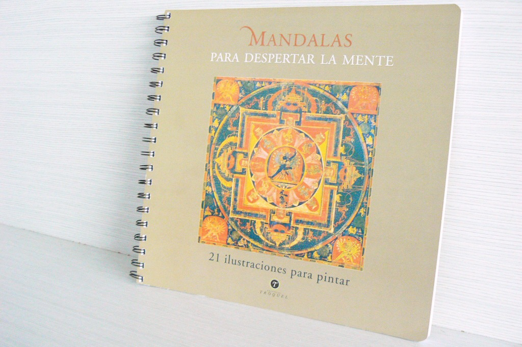 Libro de mandalas free mandalas para relajarse pintando - Libros para relajarse ...