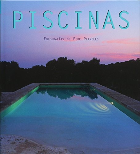 libro piscinas - nuevo