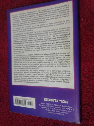 libro planeamiento sistémico enrique g. herrscher 239p