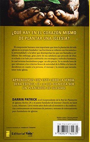 libro plantador de iglesias: el hombre, el mensaje, la misió