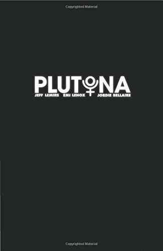 libro plutona - nuevo m