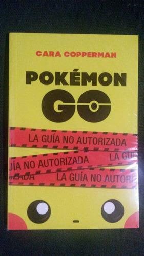 libro pokemon go-  la guia no autorizada.  oferta!!