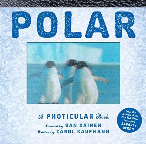 libro polar: a photicular book - nuevo