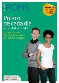 Libro Pons Polaco De Cada Dia (incluye Cd Mp3 + Audio)