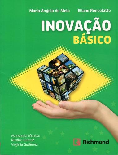 libro portugués / inovacao básico / richmond