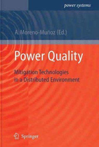 libro power quality: mitigation technologies in a distribu