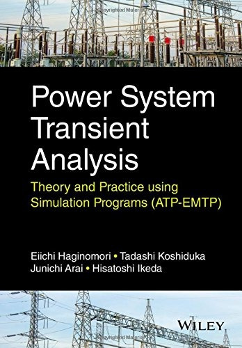 libro power system transient analysis: theory and practice u