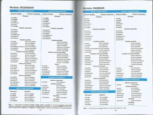 libro práctico de los verbos portugueses. beatriz pessoa. .