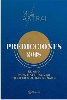 libro predicciones 2018 mia astral original / diverti