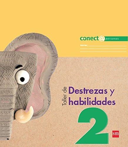 libro preescolar: conect@ personas. taller de destrezas y