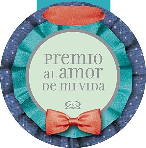 libro premio al amor de mi vida - nuevo