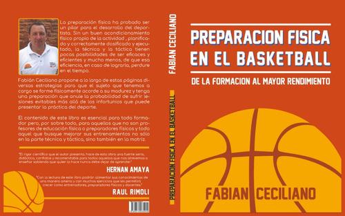 libro preparación física en el basketball.