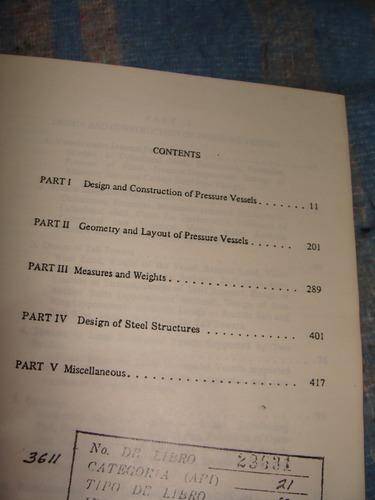 libro pressure vessel handbook