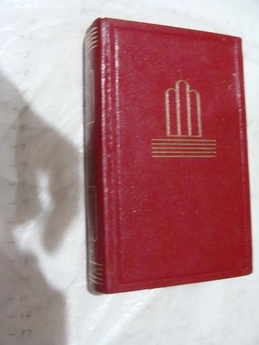 libro primavera y flor de su lirica , amado nervo  , 473 pag