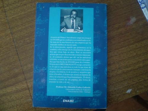 libro  primer anecdotario enami (582w