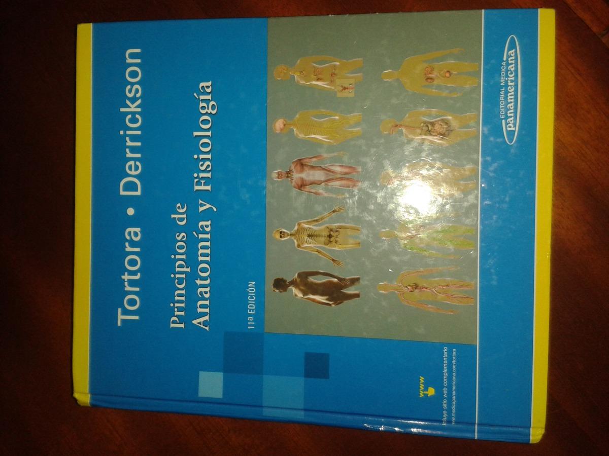 Libro Principios De Anatomia Y Fisiologia - Bs. 1.300.000,00 en ...