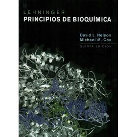 Libro Principios De Bioquimica Lehninger 5ta Edicion