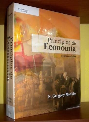 libro principios de economía