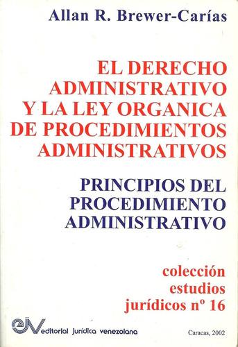 libro principios del procedimiento administrativo