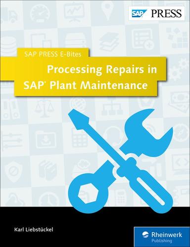 libro processing repairs in sap plant maintenance