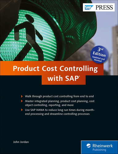 libro product cost controlling with sap
