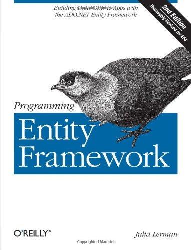 libro programming entity framework - nuevo