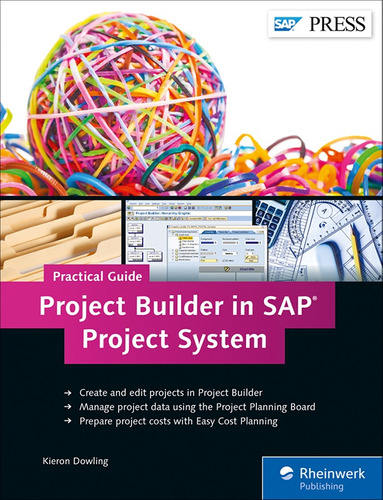 libro project builder in sap project system practical guide