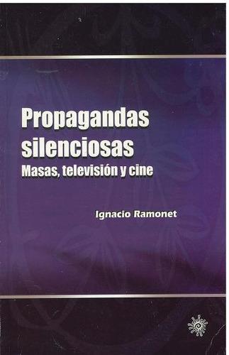 libro, propagandas silenciosas masas, televisión y cine ramo