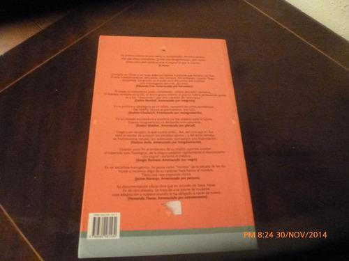 libro protagonista de lo fome -nelson avila(r741
