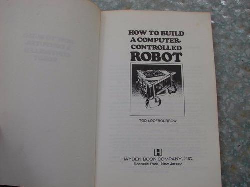 libro proyecto robot - tod loofbourrow
