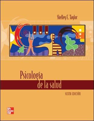 libro psicologia de la salud taylor nuevo original