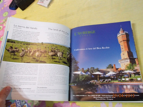 libro punta del este ala carta (fotos y lugares turisticos)