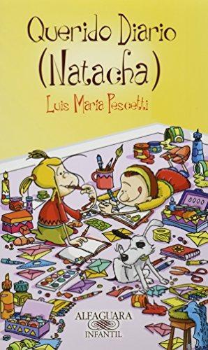 libro querido diario (natacha) - nuevo