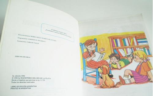 libro quiero leer - minuti melandri szlam infantil