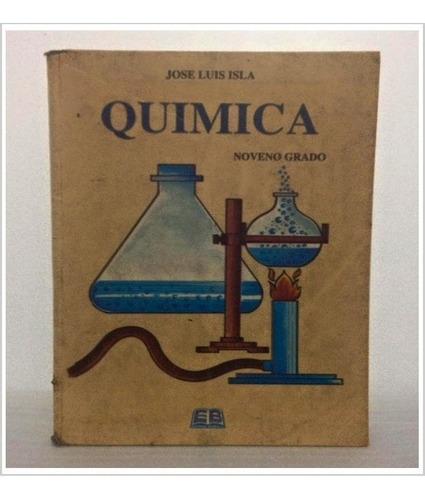 libro quimica 9 editorial basica