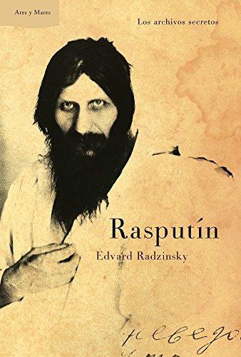 libro rasputin los archivos secretos - nuevo