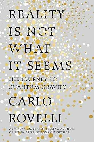 libro reality is not what it seems: the journey to quantum