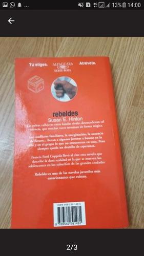 libro rebelde