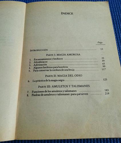 libro recetario de la bruja moderna
