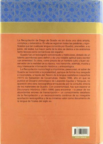 libro recopilacion de algunos nombres arabigos - nuevo