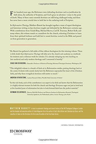 libro reformation theology: a systematic summary - nuevo