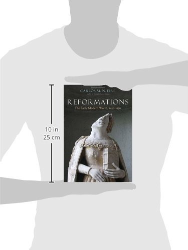 libro reformations: the early modern world, 1450-1650
