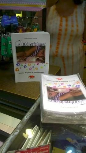 libro refugio zoobrevivientes sólo envíos por oca domicilio