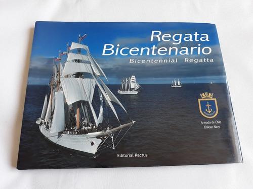 libro, regata bicentenario, armada de chile
