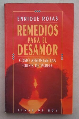 libro remedios para el desamor enrique rojas