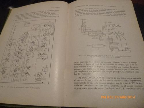 libro reparacion de tv sin istrumentos  --- saul sorin (481w