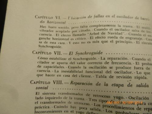 libro reparacion practica de televisores -staff  de gs (r740